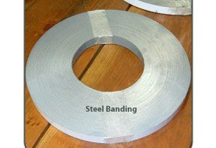 White Metal Banding