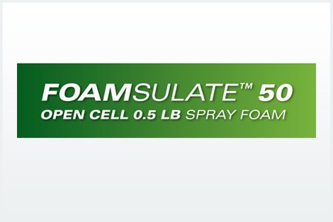 Foamsulate 50 (Open Cell)