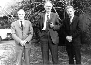 Drs. Alfred Henderson, Thomas Durant, John McGovern