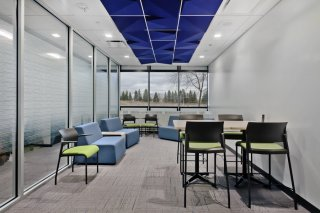 Vyriad, a biopharmaceutical company worked with Benike Construction for their office and medical facility in Rochester, Minnesota.