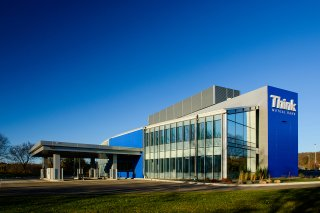 Benike Construction was selected to be the general contractor for the Think Bank - Green Meadows office building in Rochester, Minnesota. This project was a complete renovation of a former bank and it turned out stunningly.