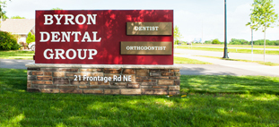Request an appointment with Byron Dental