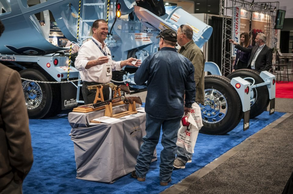 <p>Con-Tech at World of Concrete 2016</p>