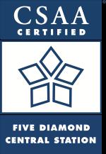 CSAA 5 Diamond Certification Logo