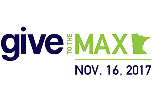Give to the Max Day - Nov 16th, 2017