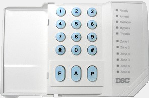 dsc keypad user manual