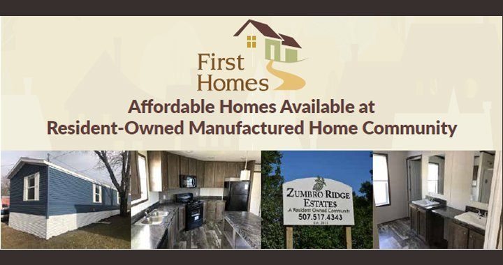 Manufactured Homes Available