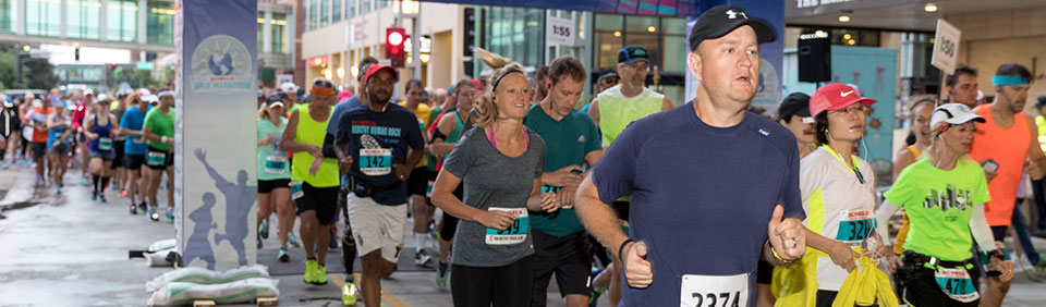 Mayo Clinic Healthy Human Weekend - Half Marathon