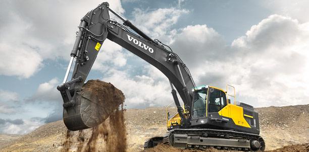 Volvo: Compact Excavators
