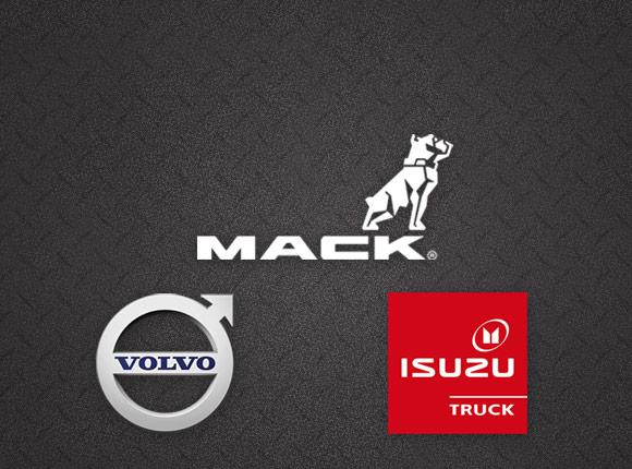 Nuss Brands: Mack, Volvo and Isuzu