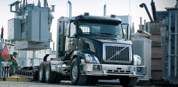 Trucks Customer Portal Volvo