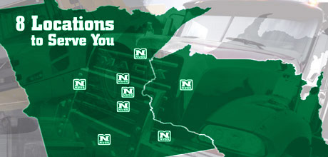 Nuss Truck and Equipment locations