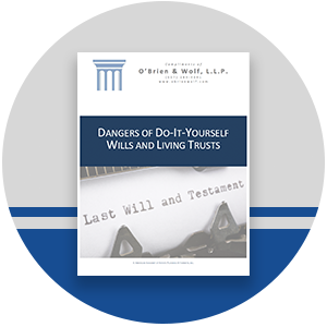 Dangers of do it yourself wills and trusts rochester mn lawyers a will or trust is more than just a piece of paper you cant rely on a form you downloaded from the internet and filled out to hold up in court as solutioingenieria Images