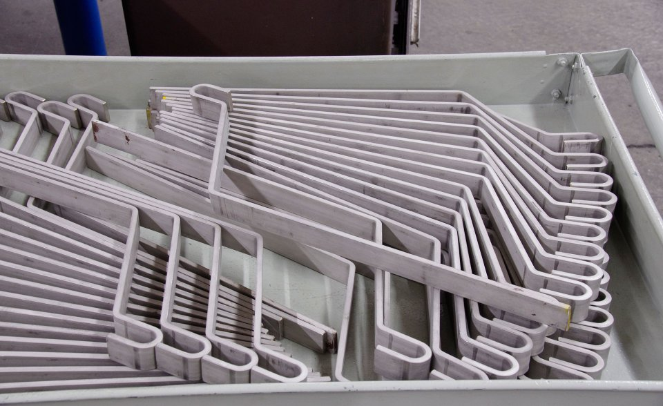 Formed Stainless Steel