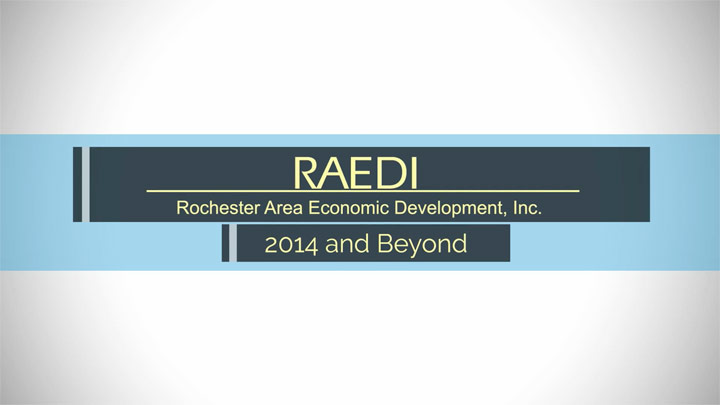 RAEDI Annual Meeting 2015, A Year in Review from 2014 video