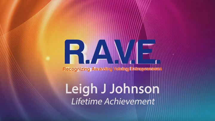 RAVE 2018 Lifetime Achievement Award