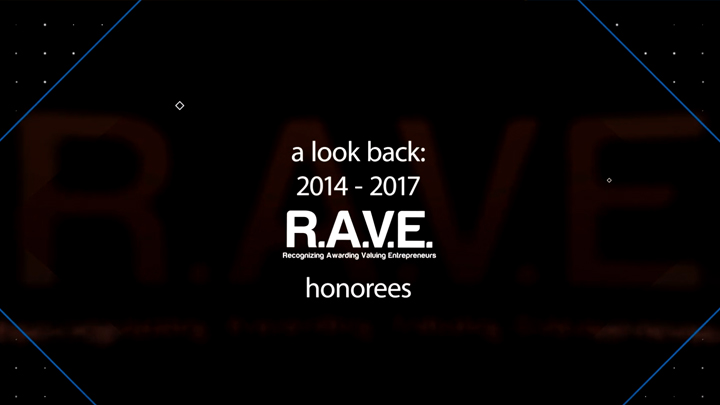 RAEDI RAVE 2018 Honorees Past 5 Years