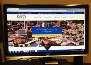 Launching new website