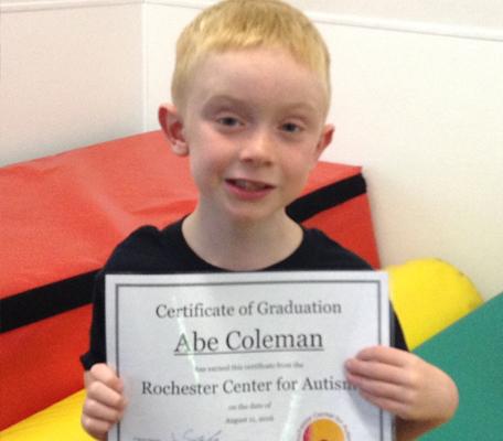 Jesse Graduation Certificate