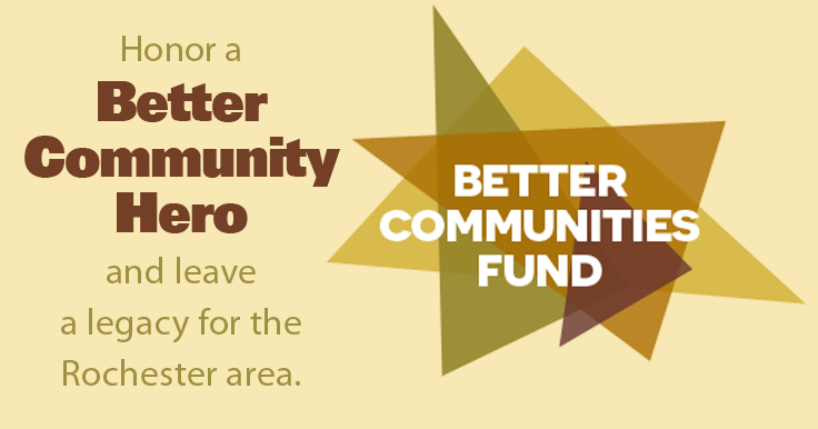 What's the Better Communities Fund?