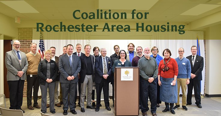 Coalition for Rochester Area Housing