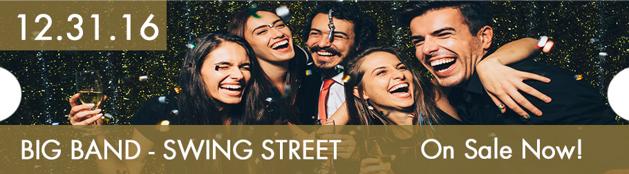 New Years Eve at The Civic with Swing Street