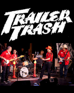 Trailer Trash's Trashy Lil XMas Show