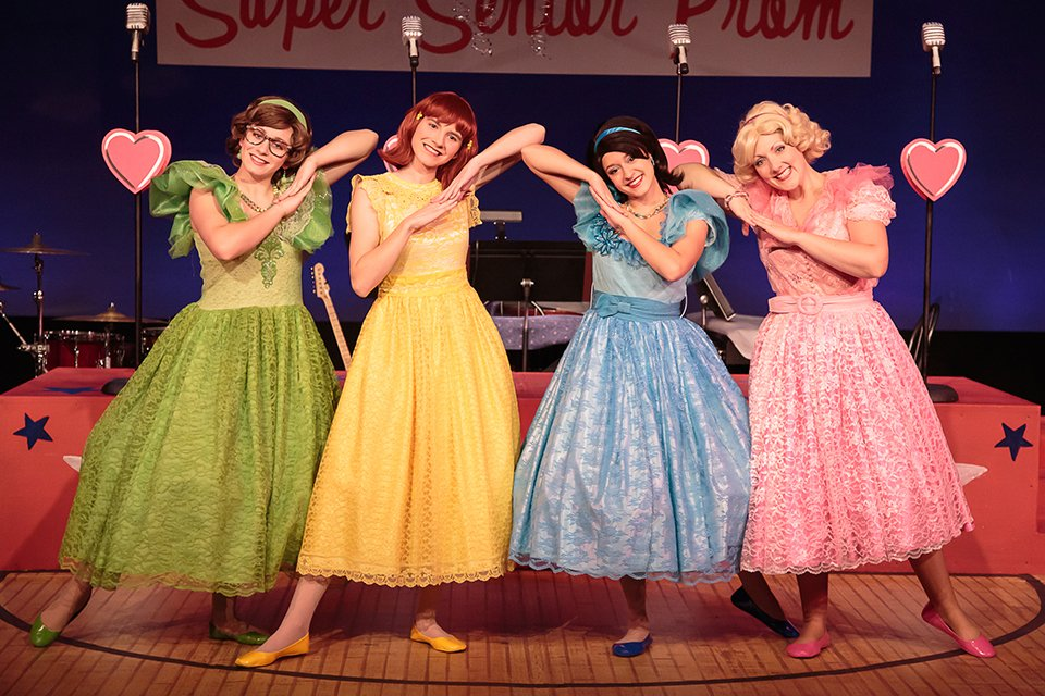 The Marvelous Wonderettes - Sept 2012