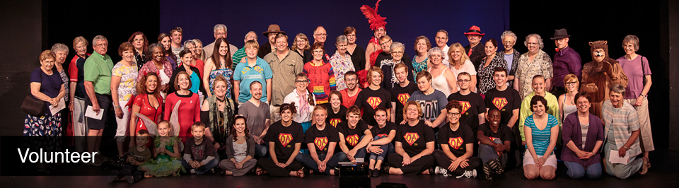 Volunteer at Rochester Civic Theatre