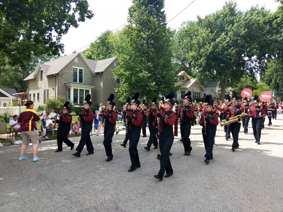 Dover Eyota Marching Band