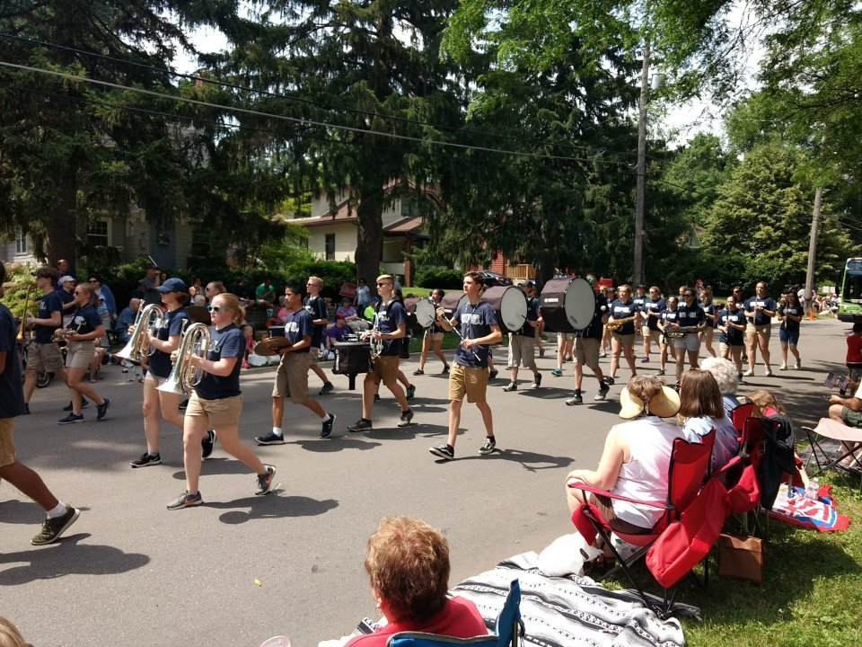 Century Marching Band