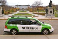 Suburban Taxi Van 2