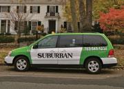 Suburban Taxi  Van 5