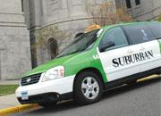 Suburban Taxi Van 4