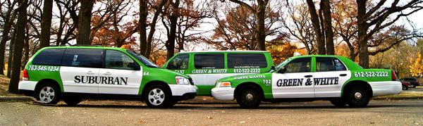Suburban Taxi Fleet
