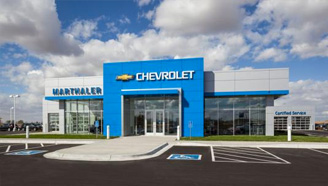 Marthaler Chevrolet - Glenwood MN