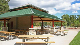 Whipple Beach Improvements / Pavilions