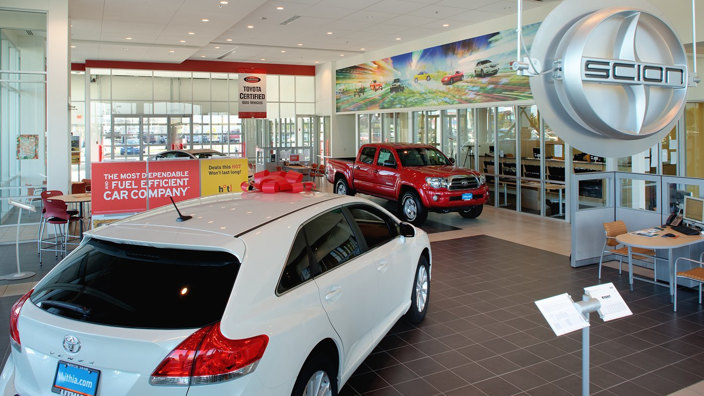 Lithia Chrysler Toyota — Grand Forks, ND