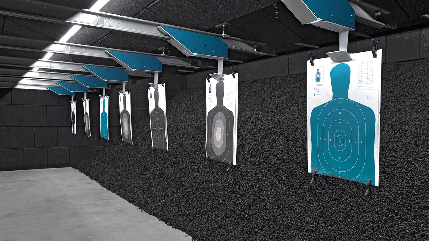 Mills Indoor Shooting & Archery Range — Baxter, MN