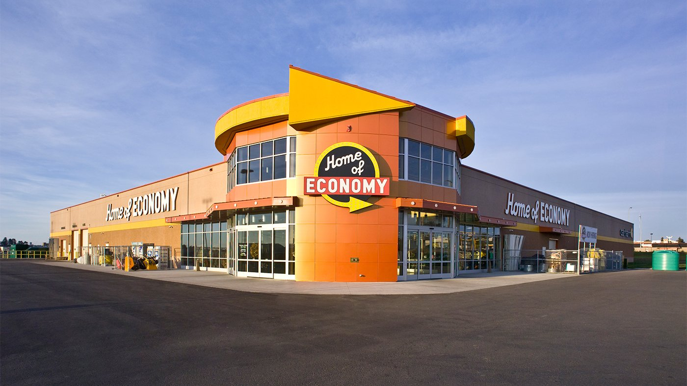 Home of Economy — Minot, ND