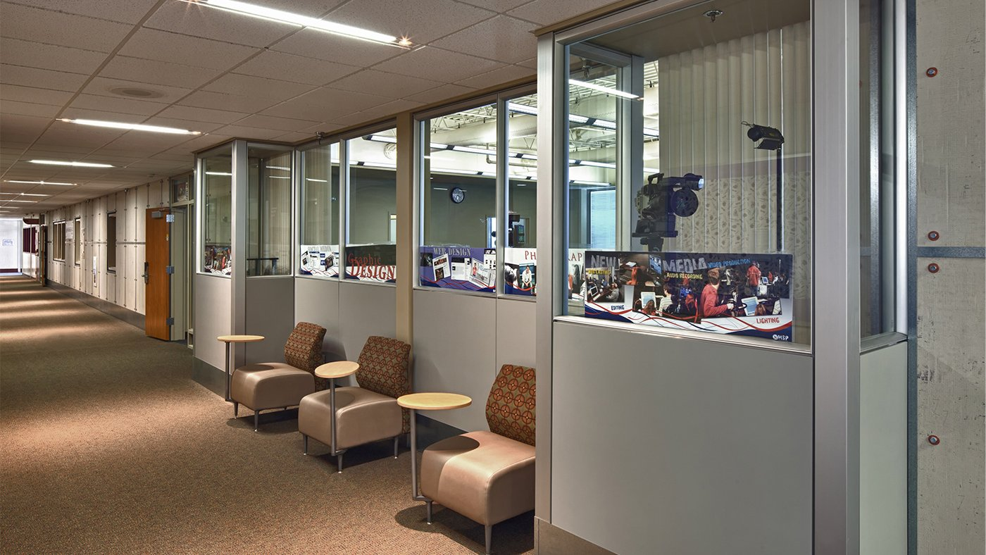 NCTC Media Center-Radio Station — Thief River Falls, MN