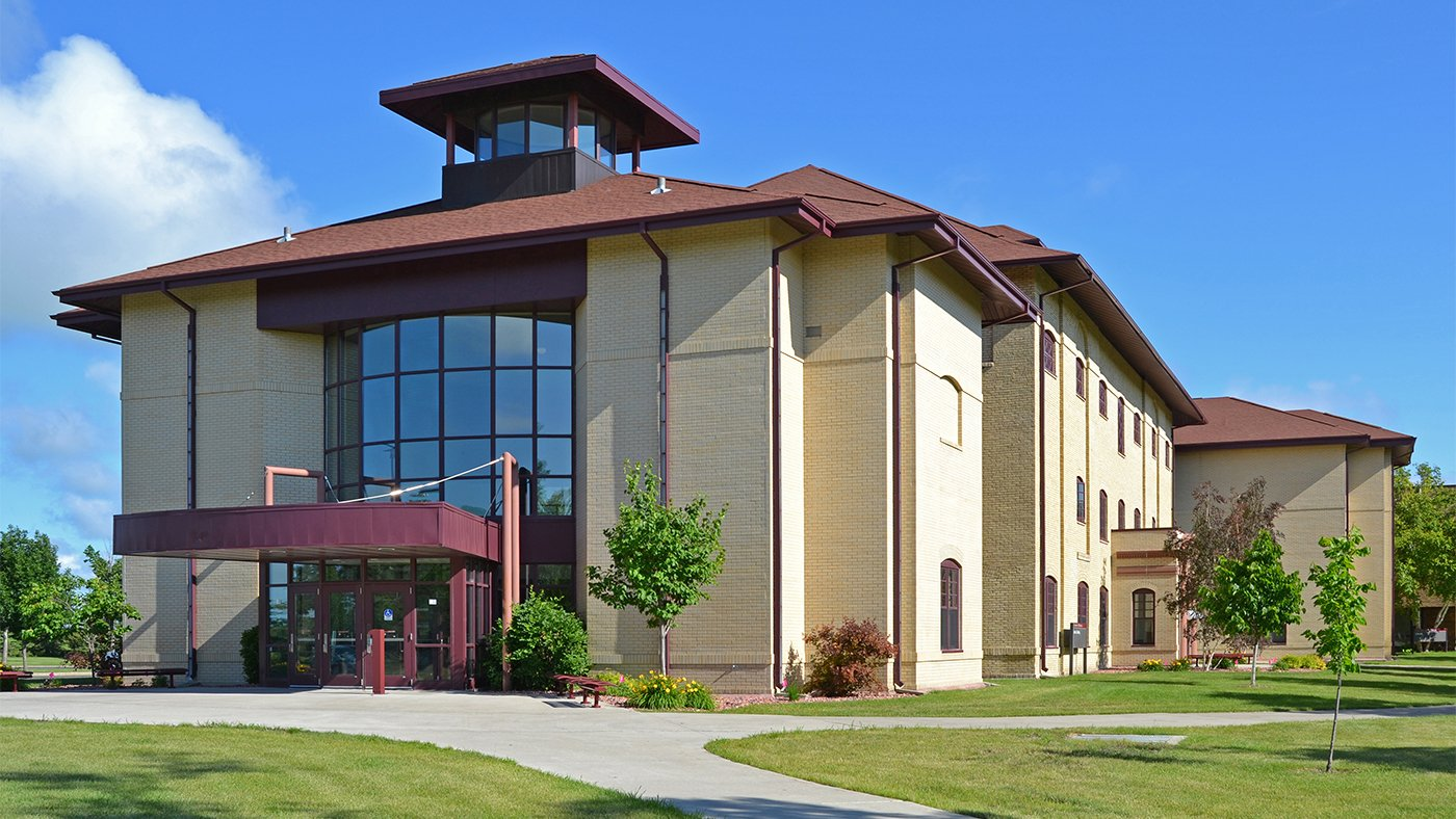 UMC Kiehle Hall — Crookston, MN