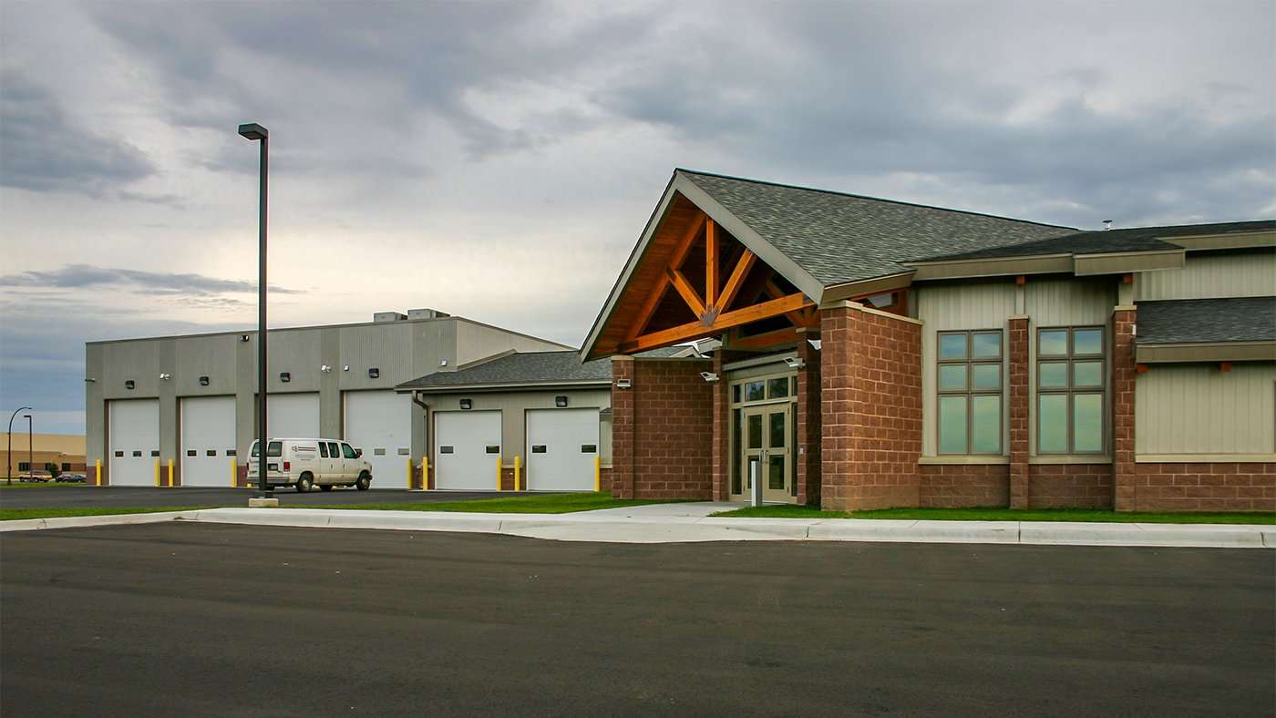 Warroad Public Safety & DNR Facility — Warroad, MN