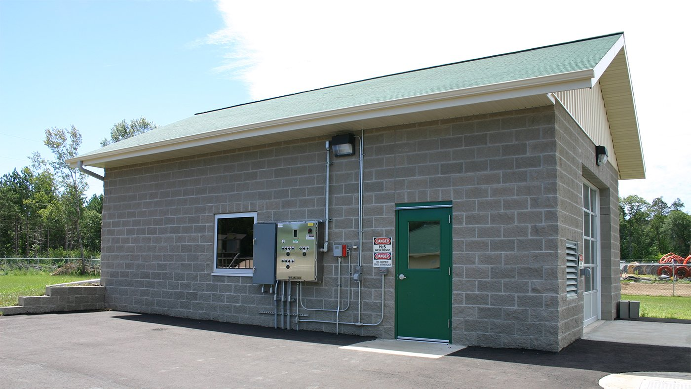 Crosslake Maintenance Facility — Crosslake, MN