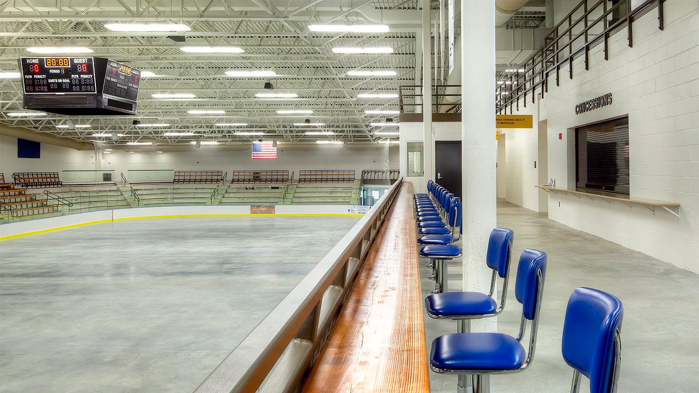 Crookston Sports Center — Crookston, MN