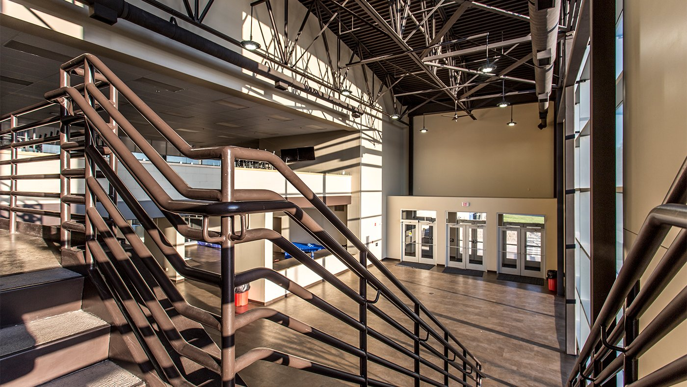 Essentia Health Sports Center — Brainerd, MN