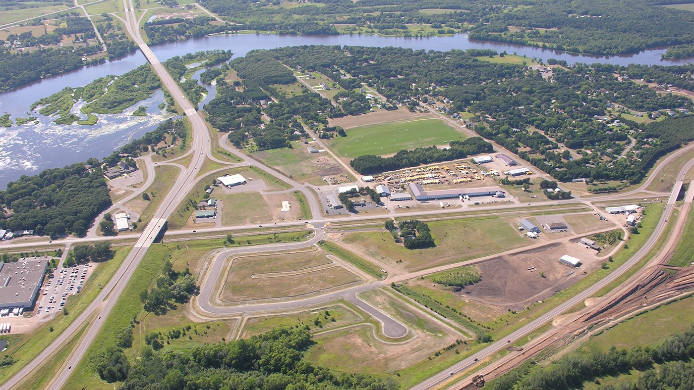 Northeast Business Park — Little Falls, MN