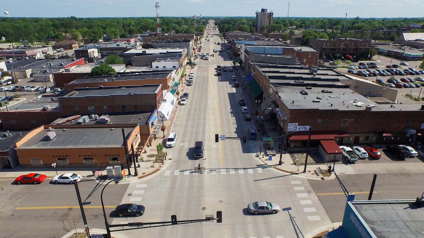 Broadway Street/TH 29 Reconstruction — Alexandria, MN