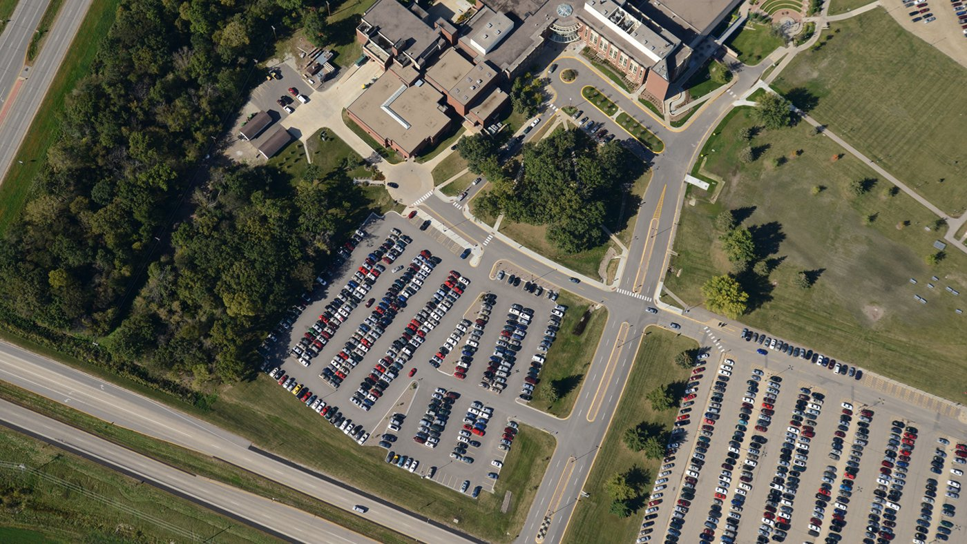 RCTC Parking Lot — Rochester, MN