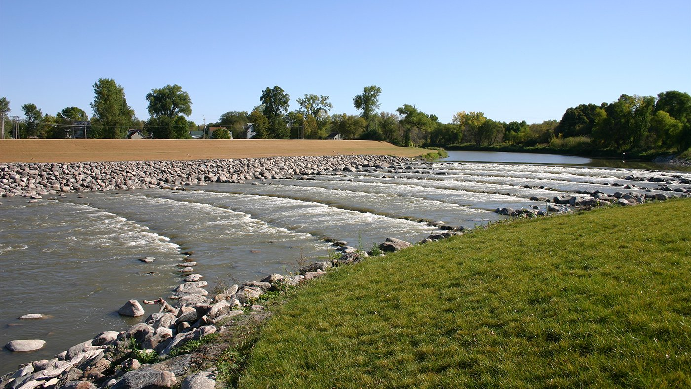 Red Lake River Rock Rapids — Crookston, MN